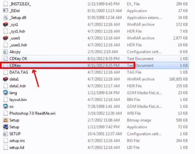 Download Adobe Photoshop 7.0 Full Free cdkey