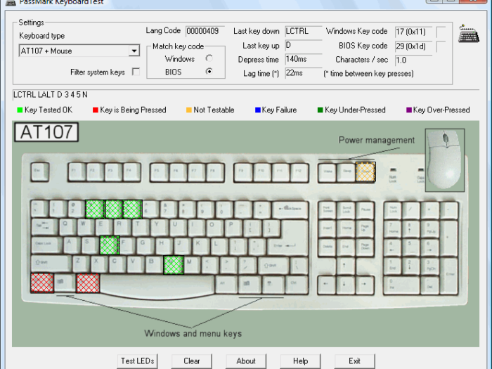 KeyboardTest-v3.2-Serial-Key-2019