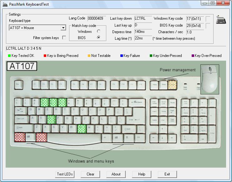 KeyboardTest-v3.2-Serial-Key-2019