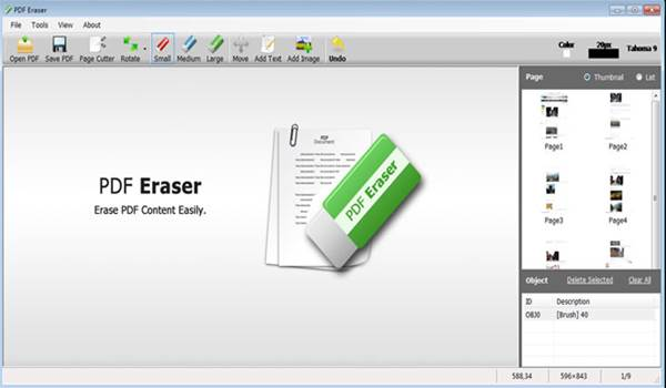 80% OFF Discount of PDF Eraser Pro - Only $5.99 USD