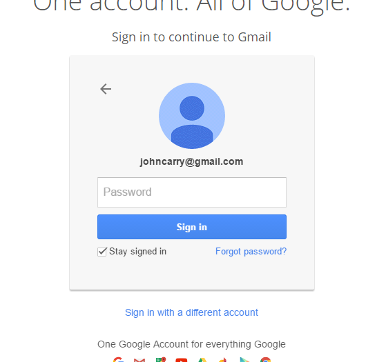 Gmail account login - How to use gmail easily