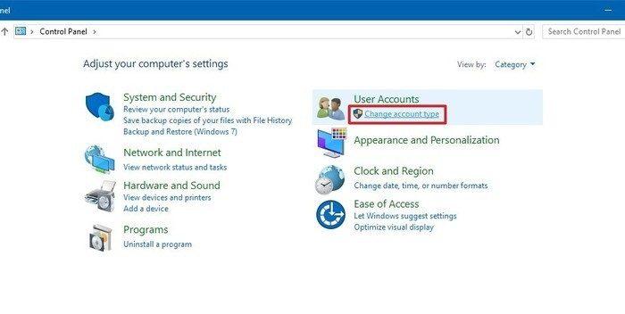How to Change User Name Windows 10