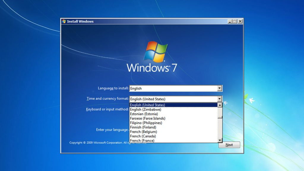Download Windows 7 ISO from Microsoft 2019