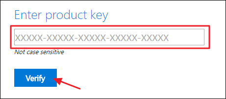 valid product key windows 7