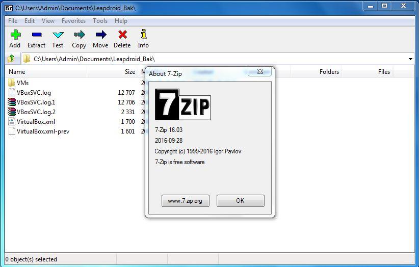 7zip Download 2020