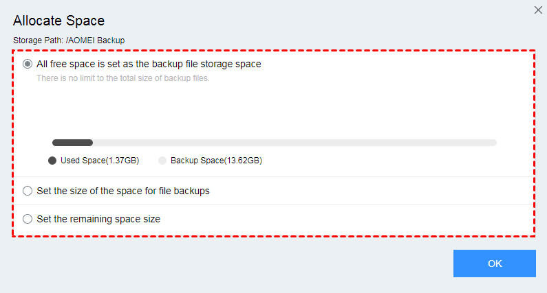 How to Backup Files from Dropbox to Google Drive Directly 3