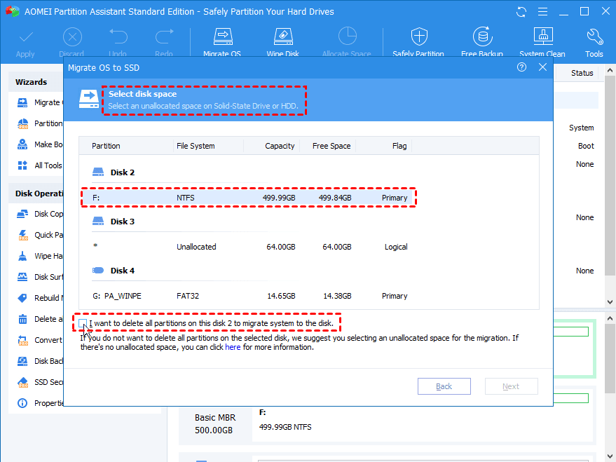 How to Transfer OS to SSD 2