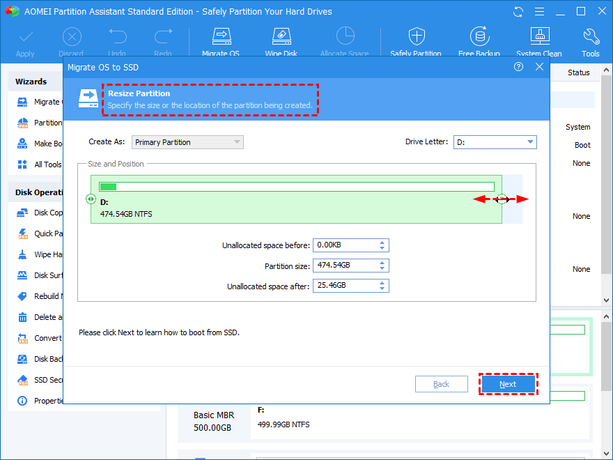 How to Transfer OS to SSD 3