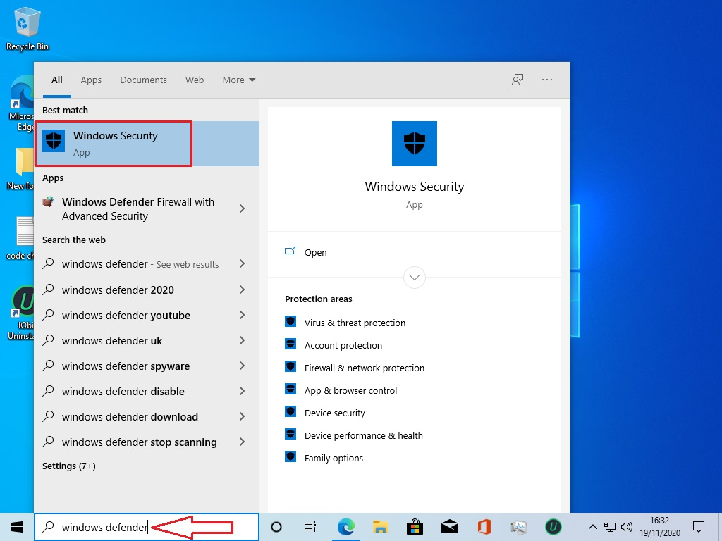 Disable Windows Defender 1