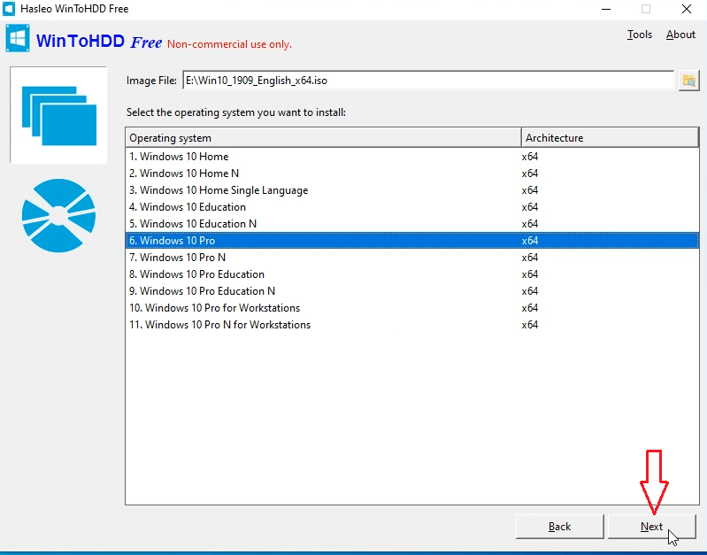 How to reinstall Windows 10 Pro to replace Windows 10 Home