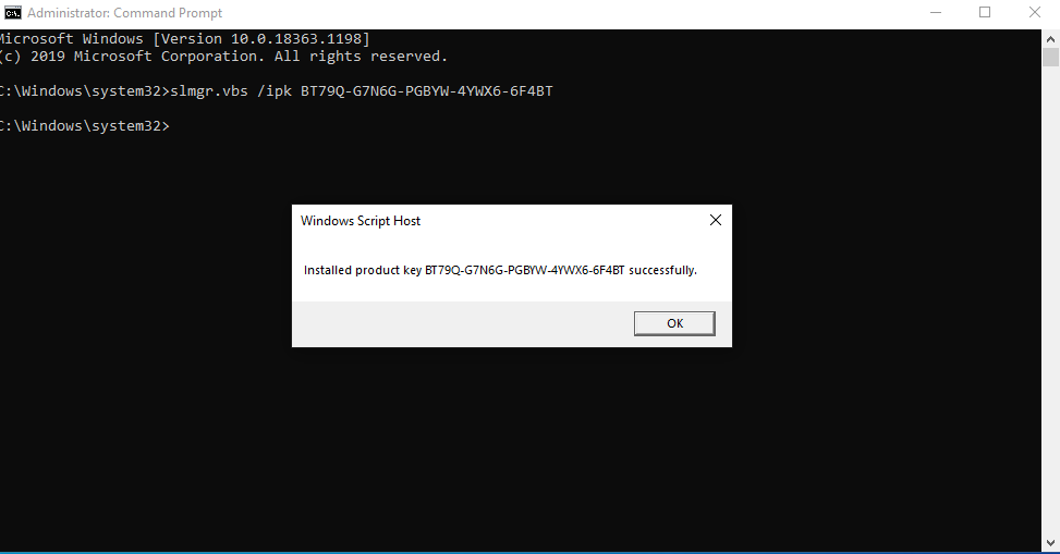 How to change Windows 10 Home to Windows 10 Home Single Language