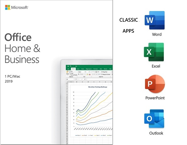 Microsoft Office Home and Business 2019 free download