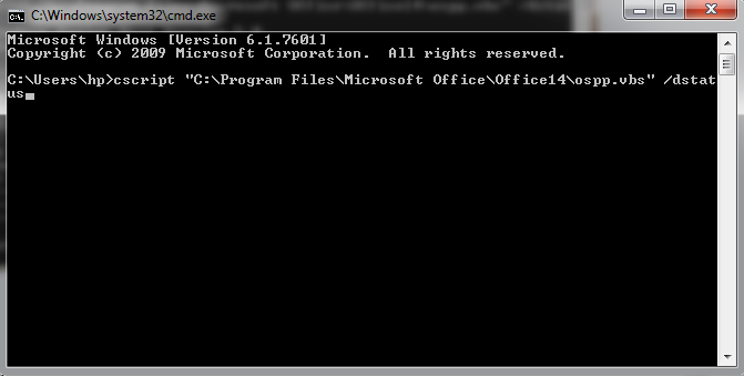 cscript-to-check-the-Microsoft-Office-license-expiration-date