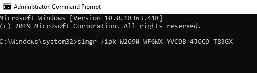 Windows-10-pro-kms-key
