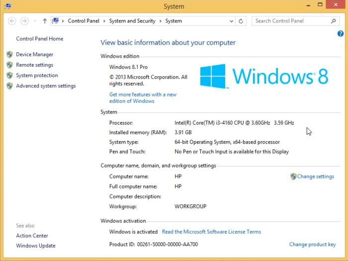 Free Windows 8.1 Product Key 2021