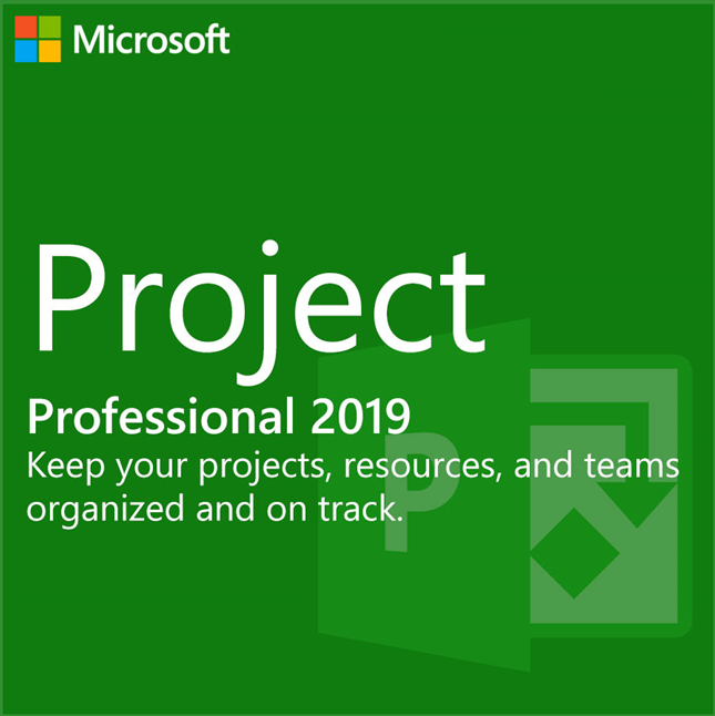 Download Microsoft Project 2019