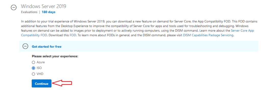 Download Windows Server 2019 (ISO, VHD, Azure)