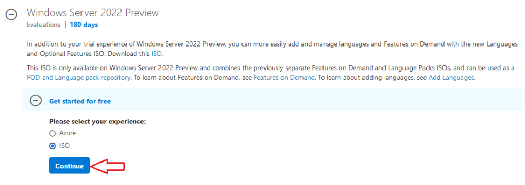 Download Windows Server 2022 (ISO, Azure)