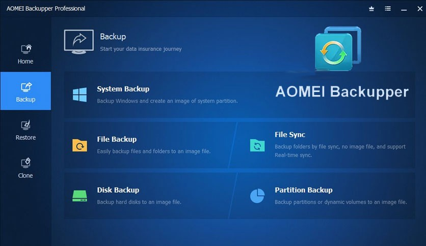 Giveaway AOMEI Backupper Pro and AOMEI Partition Assistant Pro