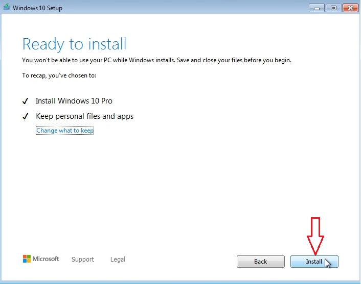 How to Upgrade Windows 8.1 to Windows 10
