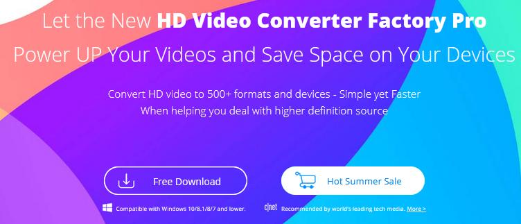 About WonderFox HD Video Converter Factory Pro