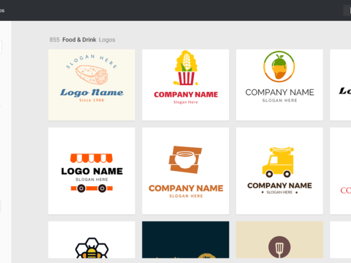 DesignEvo How to make your logo online in minutes
