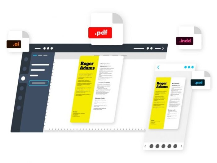 Professionally Customize your PDF Files with Desygner PDF Editor