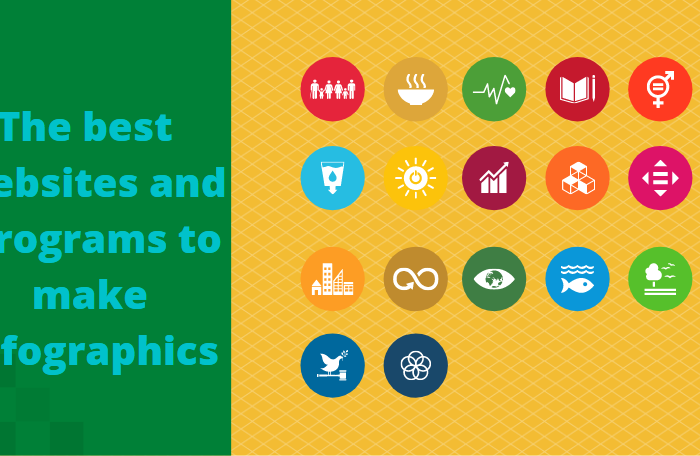 The best websites and programs to make infographics