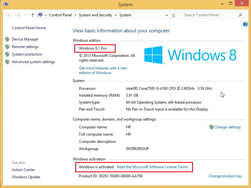 Windows 8.1 Activator Free