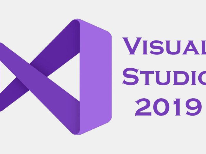 Download Visual Studio 2019 from Mirosoft